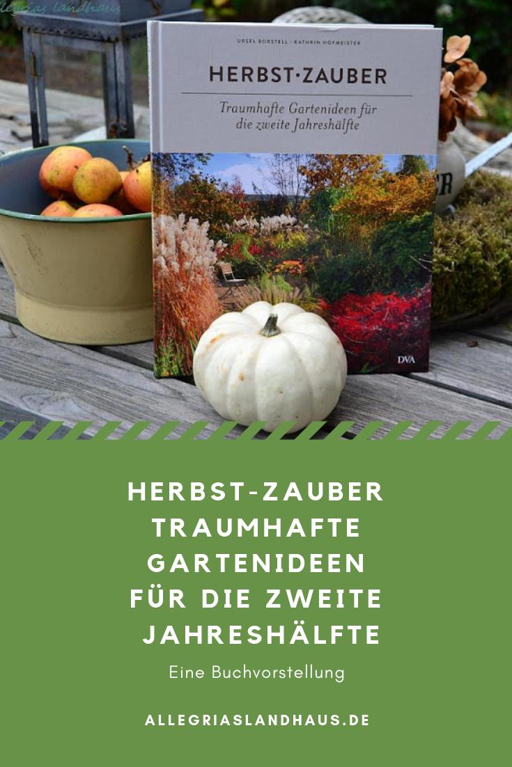 Buchvorstellung Herbst-Zauber