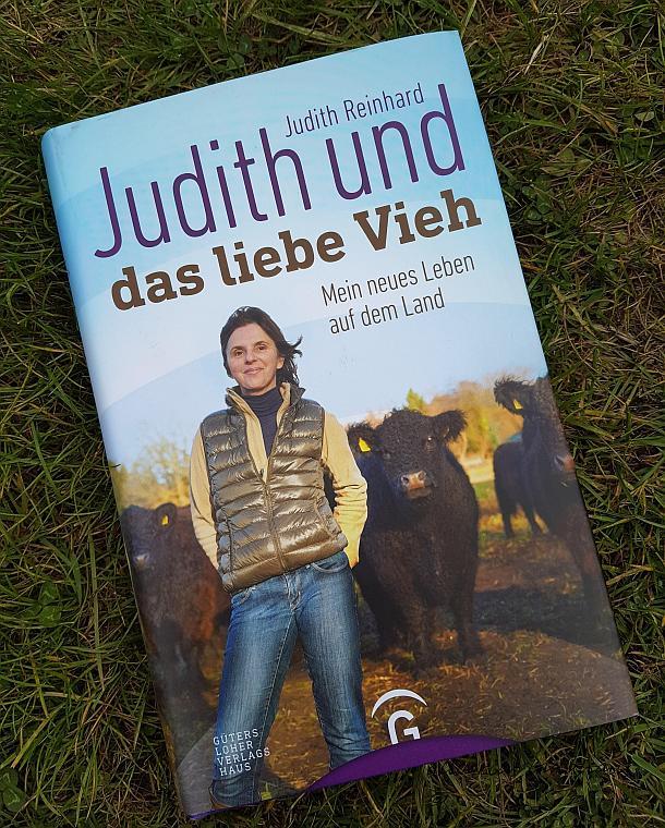Buch Judith und das liebe Vieh