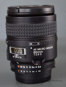 Nikkor micro 60mm