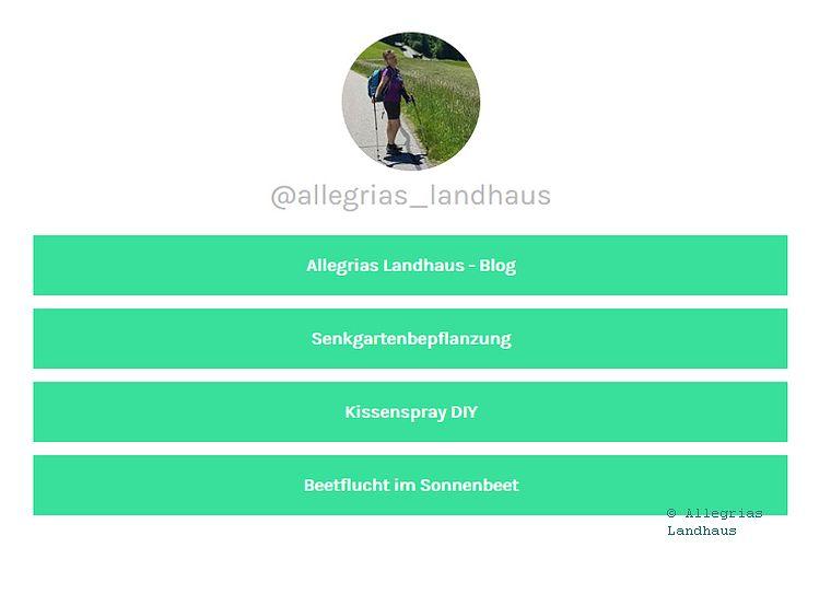 Wie Folge Ich Einem Wordpress Blog Allegrias Landhaus