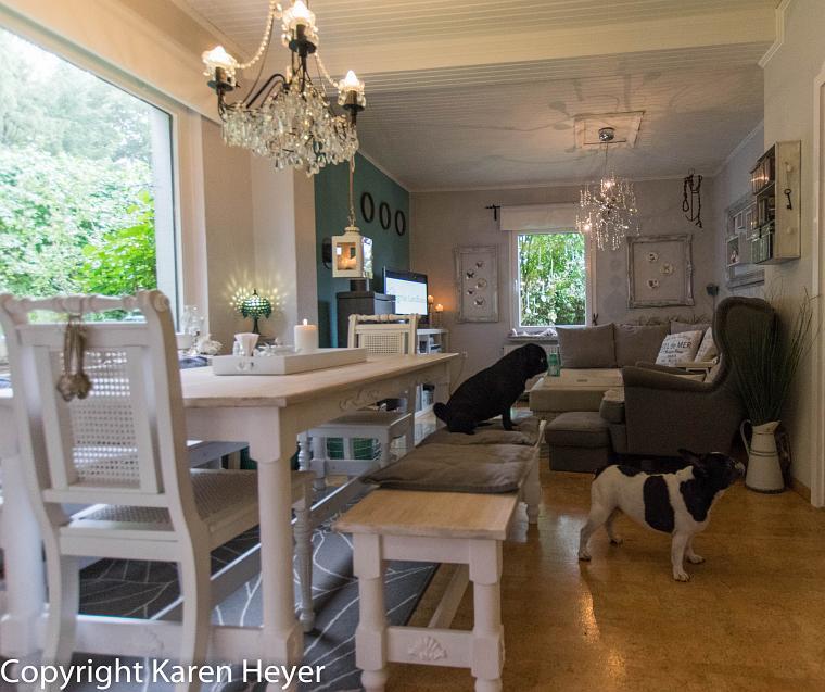 Shabby schöner wohnen im Strandhaus-Look - Allegrias Landhaus