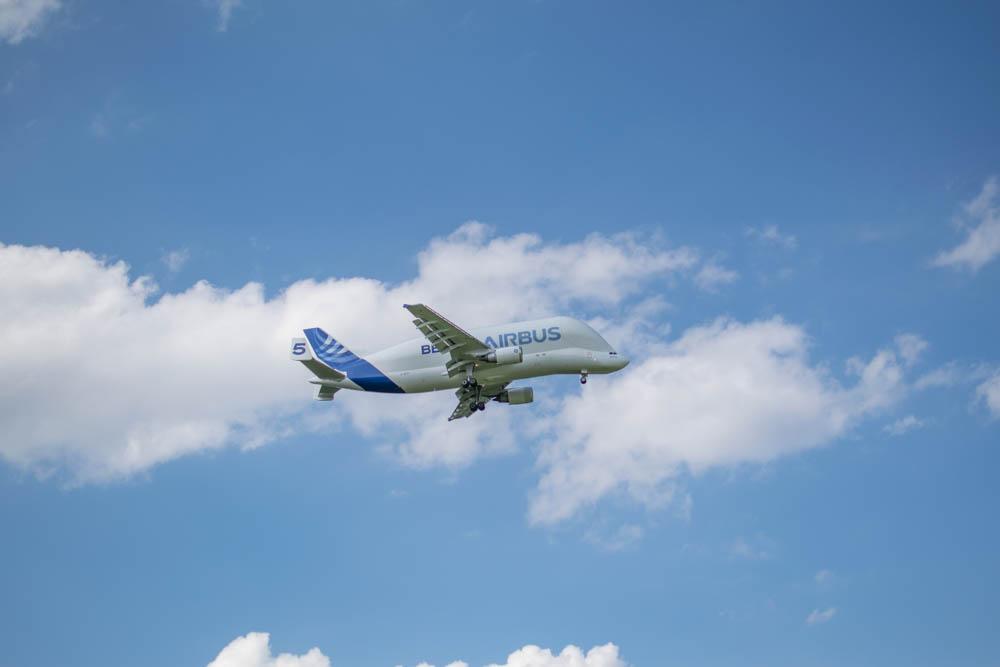 Superguppy Airbus Flugzeug