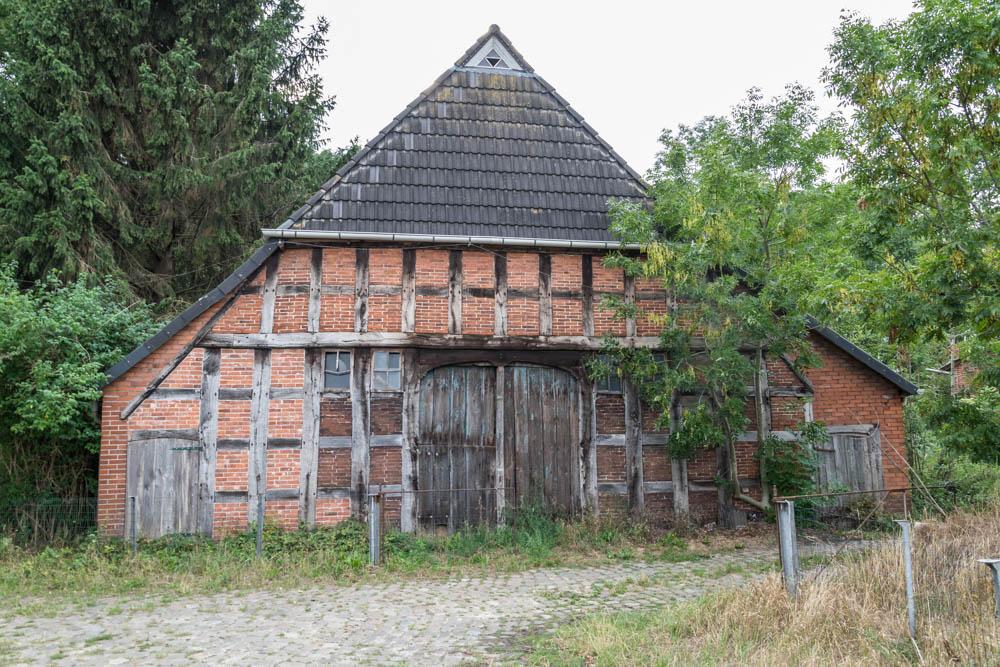 sehr altes Anwesen an der Blockener Straße