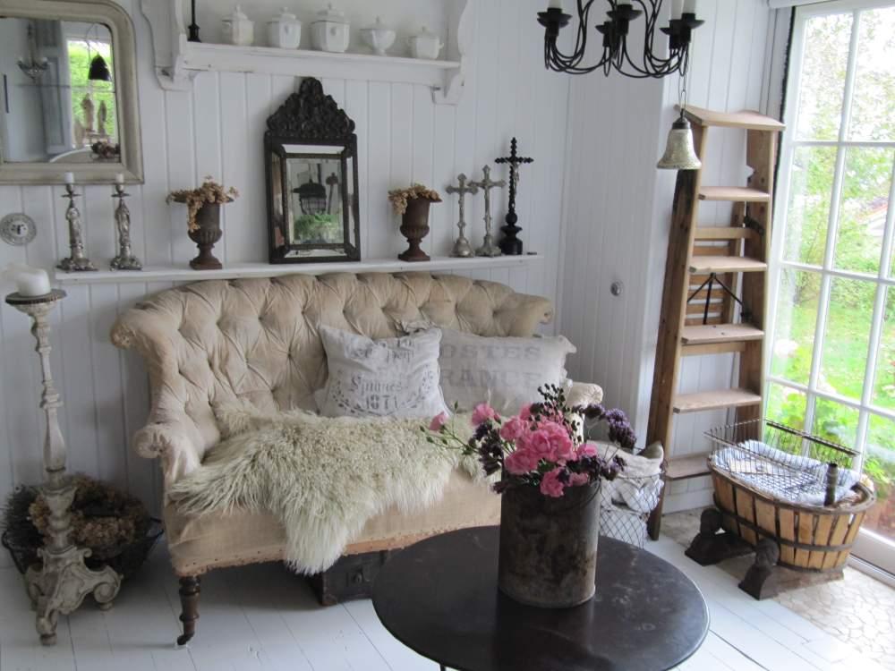 Sofa vorm Beziehen