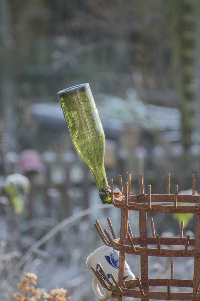 Flaschentrockner