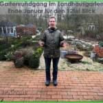Januarrundgang im Landhausgarten
