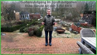 Rundgang im Landhausgarten