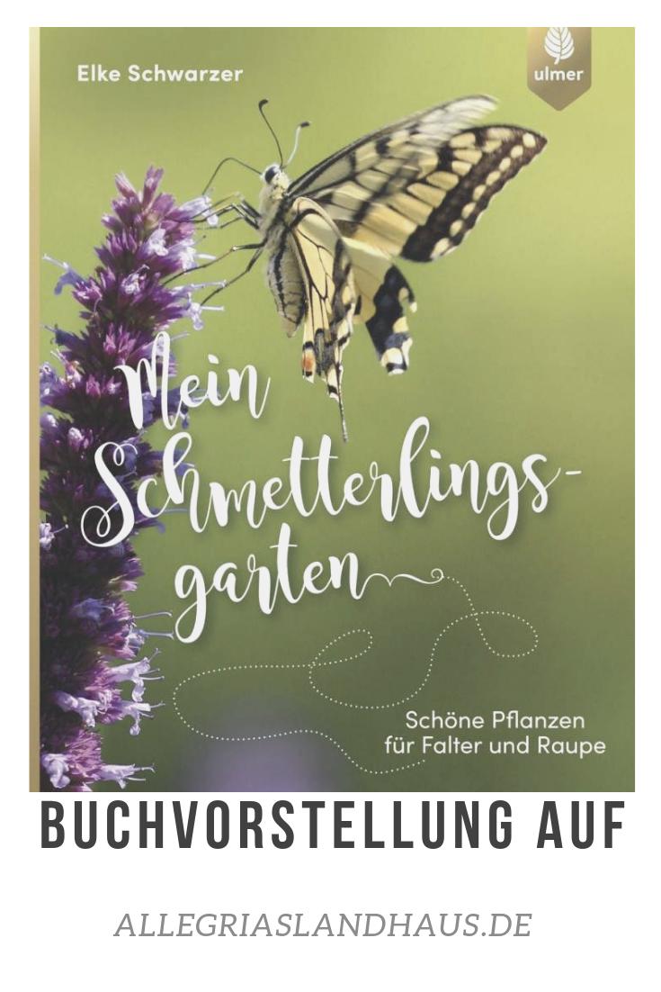 Buchvorstellung Schmetterlingsgarten