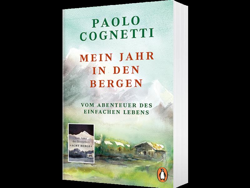 Cover Mein Jahr in den Bergen